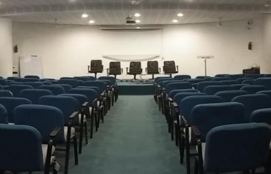 geeta hall