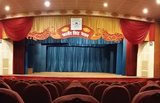 j.a auditoriuma